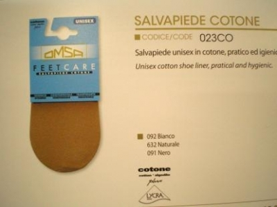023CO Salvapiede cotone